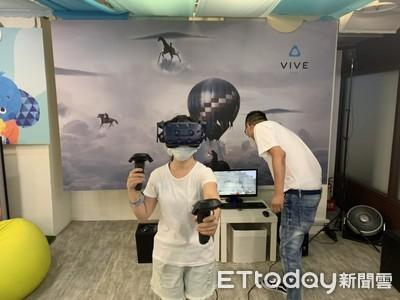 搶攻暑假全家親子遊商機 台北晶華攜手宏達電打造「VR兒童遊戲室」
