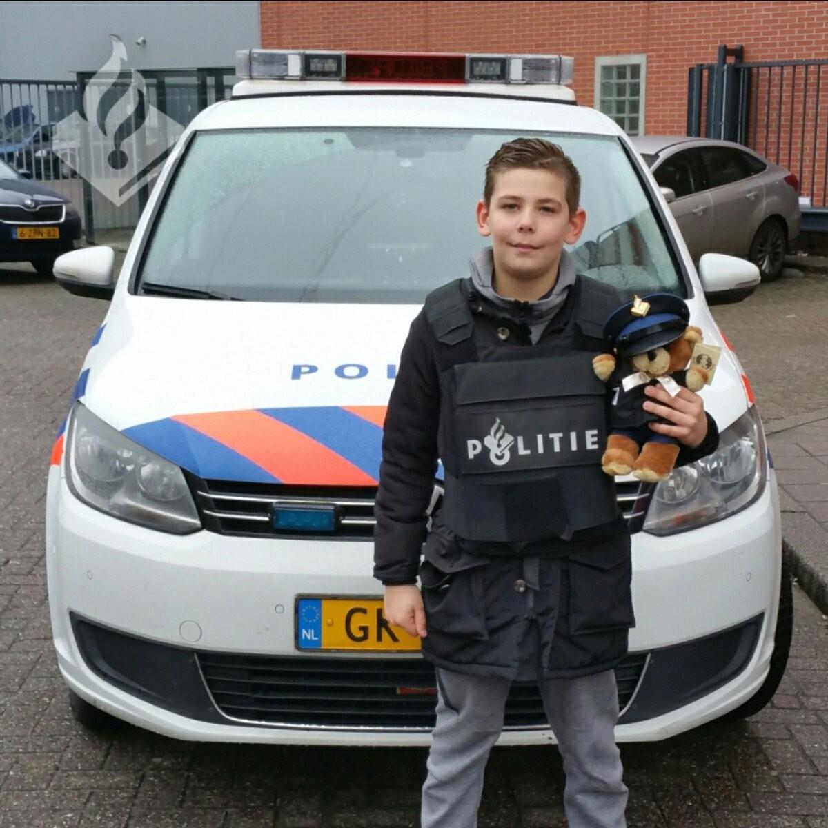 大檸檬用圖(圖/翻攝自荷蘭警察官網)