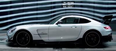 賓士AMG GT Black Series跑車官方預告 720匹紐柏林單圈比GT R快