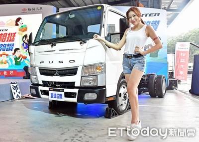 FUSO堅達5噸貨車相挺台灣頭家 完善安全配備堪稱同級NO.1