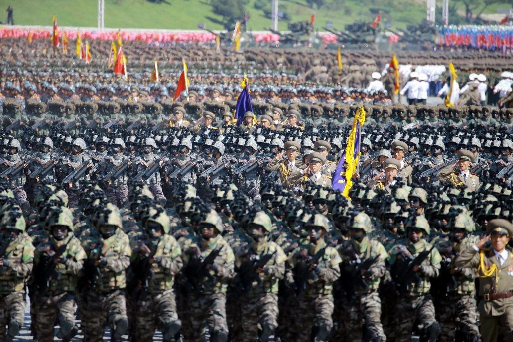 ▲▼北韓當局下令全國士兵養兔。(圖/翻攝自《民主朝鮮》)