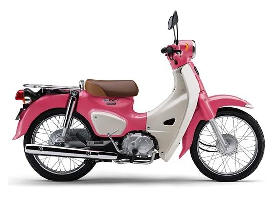 ▲▼Honda神還原《天氣之子》機車,女生都想要的「夏季粉紅 」夢幻款。(圖/翻攝自Honda日本官網)