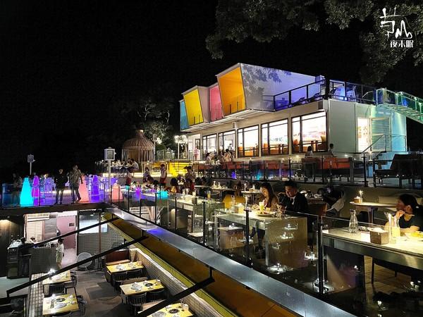 獨享百萬夜景!陽明山夢幻景觀餐廳 還有浪漫空中步道可以求婚 | ETto