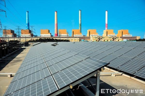 蔡政府力拚2025年光電裝置容量20GW目標 再生能源發電占比將達二成