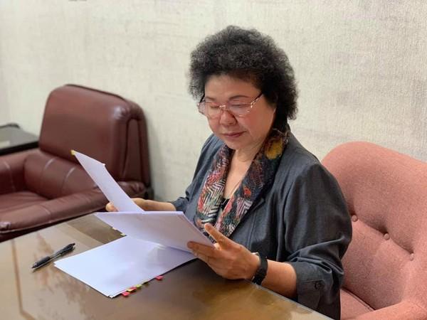 蘇貞昌力挺陳菊任監察院長:讓國際看到台灣有決心保護人權!
