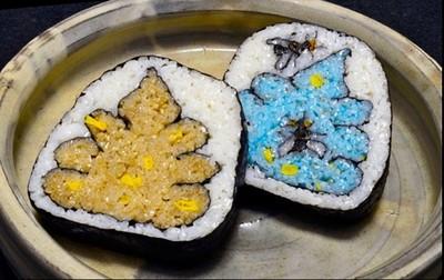 吃不下去的壽司藝術捲 連小敏也!