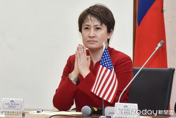 蕭美琴接觸外館染疫雇員 外交部證實:現居家隔離中