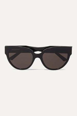 Balenciaga 圆框太阳眼镜