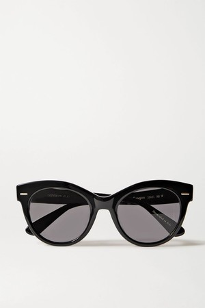 THE ROW x Oliver Peoples 圆框墨镜