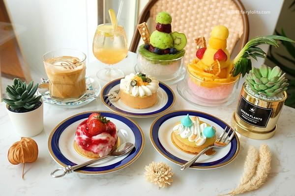 獨享巷弄下午茶!桃園不限時質感咖啡廳 超佛心法式甜點只要90元 | ET