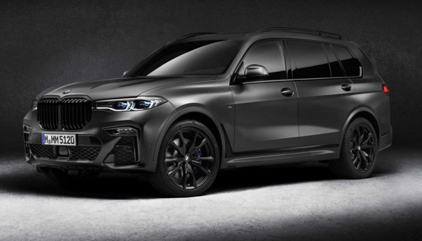▲BMW X7 Dark Shadow Edition暗影特仕版。(圖/翻攝自BMW)