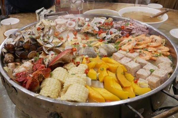鮑魚、生蠔通通有!馬祖超浮誇「海鮮痛風鍋」 湯甜還有爆量蛤蠣 | ETt