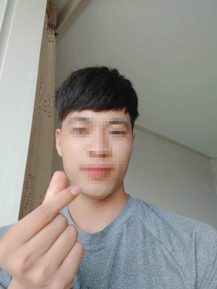 ▲▼疑似為重返北韓的24歲脫北者金某。(圖/翻攝自주성하臉書)