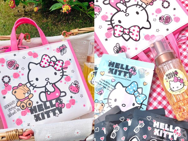▲▼ARWIN X Hello Kitty 。(圖/東森購物)