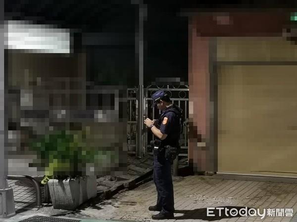 ▲▼台北驚傳女子墜樓亡。(圖/記者黃彥傑攝)