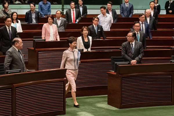 落實「愛國者治港」 陸人大:香港選舉制度需要與時俱進