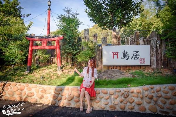 日系鳥居+紅橋!台中隱藏版景觀餐廳 看百萬夜景吃火鍋超享受