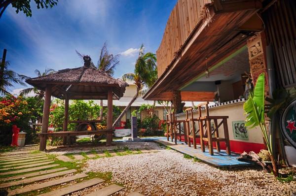特搜台灣6間異國風旅宿 在峇里島風茅草屋度假放空、住進塌塌米獨棟日式別墅