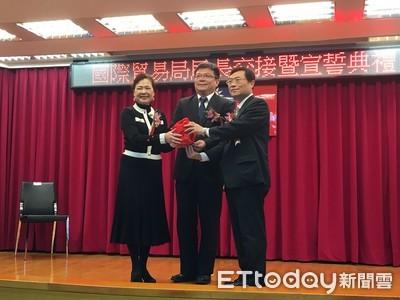 經濟部政務次長陳正祺升任 加強對美經貿拓銷事務