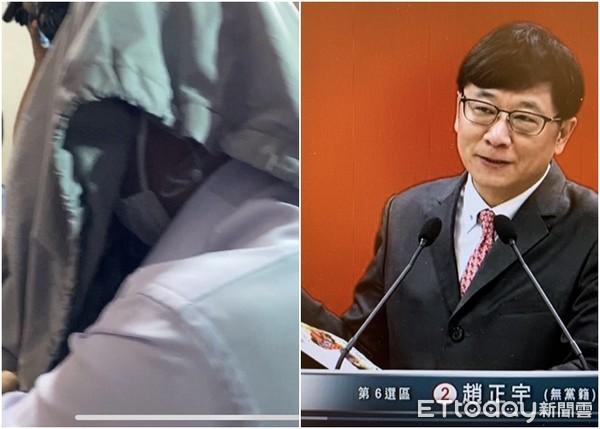 趙正宇傳收取殯葬業者「920萬賄賂」 縮小陽明山管制區