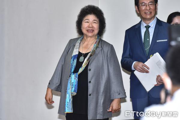 出任人權委員會主委 陳菊:兒童、監獄人權是未來重點