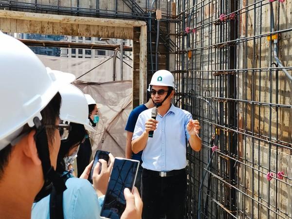 建案結構公開透明不怕你看 專利耐震工法將災害降最低