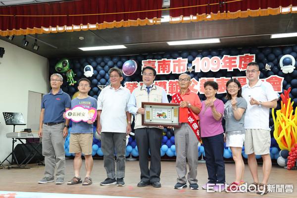 020年勞工模範父親表揚20位得獎者 黃偉哲:溫暖充實了台南的土地 |