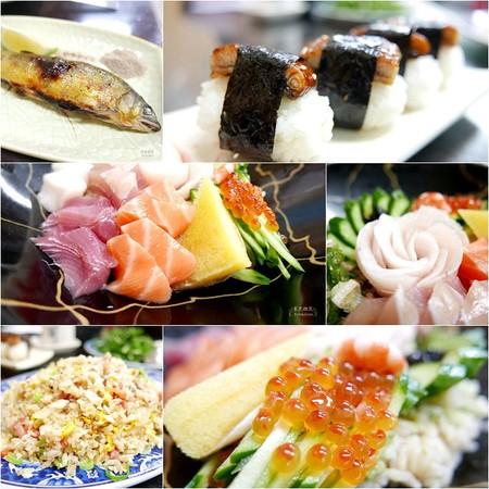 銷魂生魚片蓋飯!花蓮人也愛吃的平價日料 烤香魚只要1百元