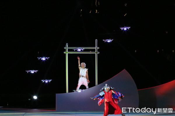 故宮南院推無人機結合水舞科技 入園人數直線上升 | ETtoday地方新
