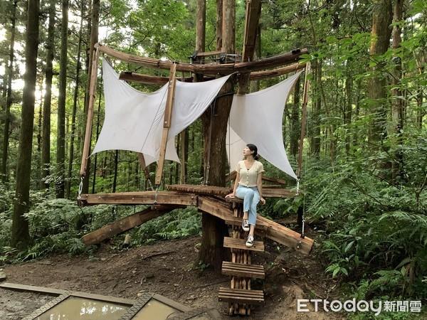山間秘境森呼吸、穿和服拍鳥居!桃園復興區3處出遊提案
