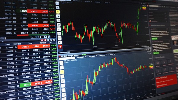 ▲▼股票,股市。(圖/取自免費圖庫Pixabay)