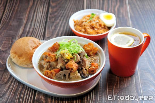 新加坡國民湯品到上海菜 5家美食品牌新進駐台北101