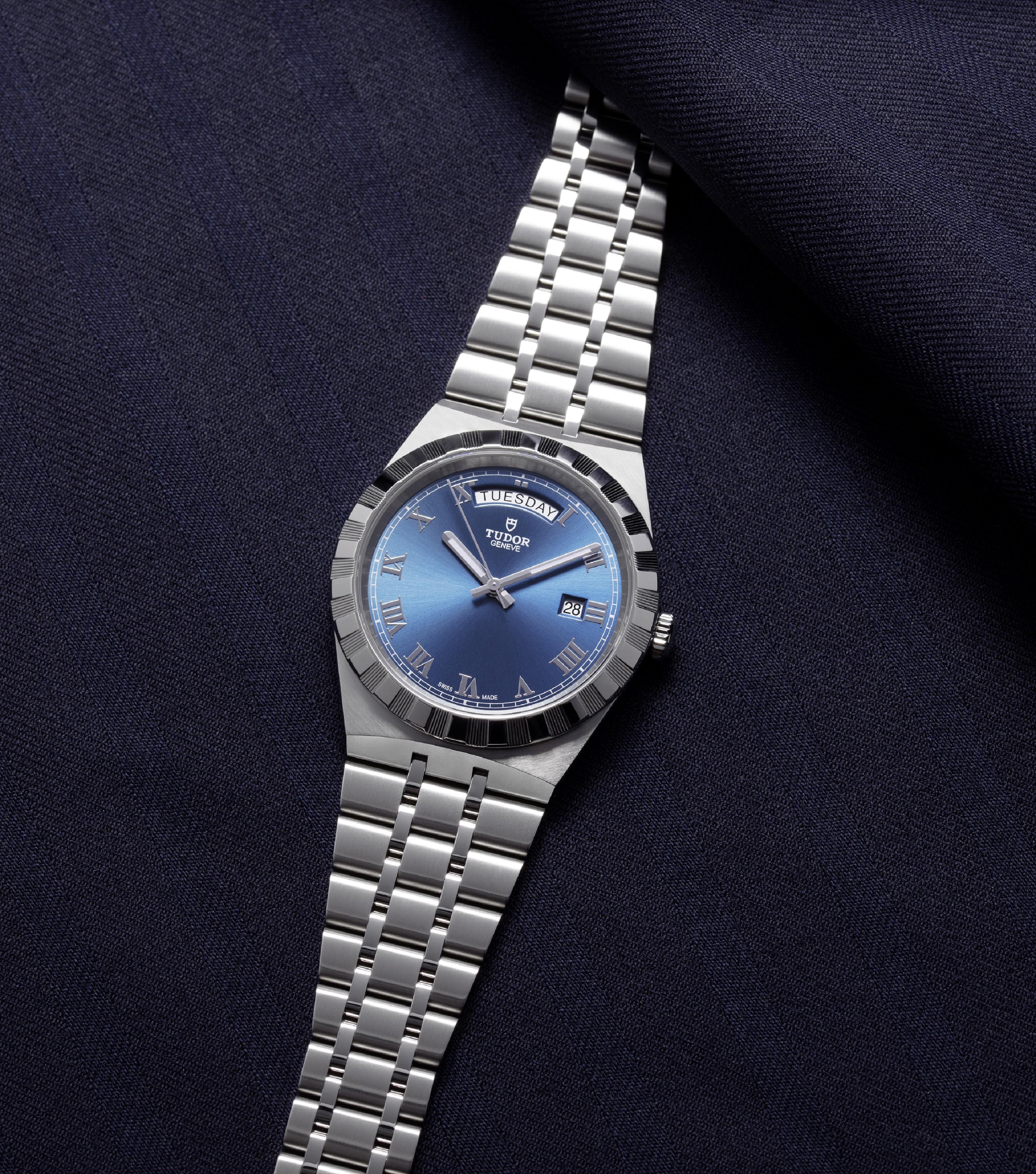 帝舵表全新TUDOR Royal腕表动静皆宜卓越品质、相宜价格,打动时尚男女