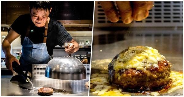 肉汁在口中爆開!高雄預約制板前料理 多汁肉排+邪惡起士超誘人