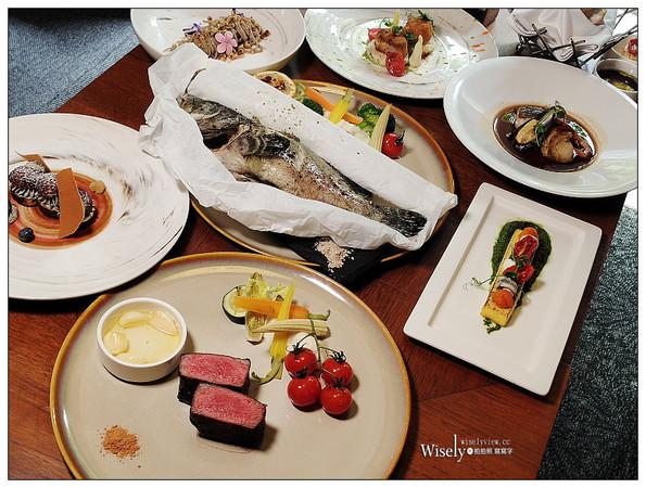 香煎烏魚子+干貝太邪惡!台北創意義式料理 超大隻鮮魚肉嫩鮮甜