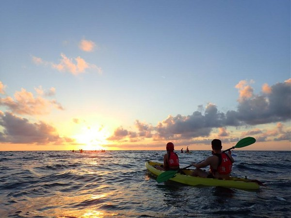 12至3月才有!特整屏東十大水上活動 浪漫SUP坐擁360度海景 | E