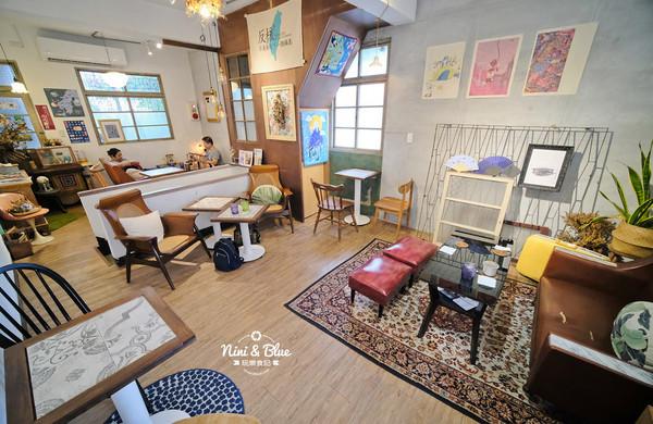 吃掉「檸檬口味的富士山」!礁溪老宅咖啡館 還有濃郁抹茶拿鐵