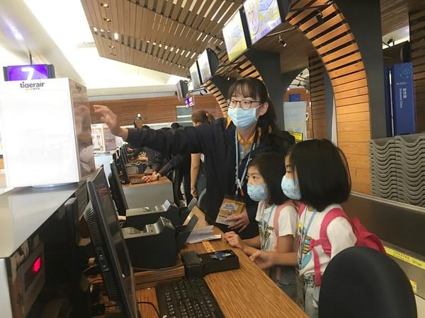 金門也有航空體驗營!台灣虎航11月連辦3場 在地人參加只要300元