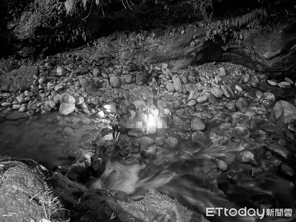 4人蚯蚓坑玩水2死!14歲小女友岸邊目睹屍體救上岸…身分曝光了