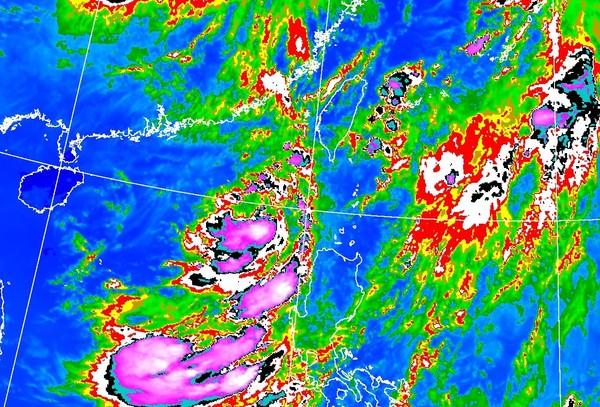 快訊/「6號颱」海陸警10:30發了!警戒範圍曝 2地區越晚雨越大