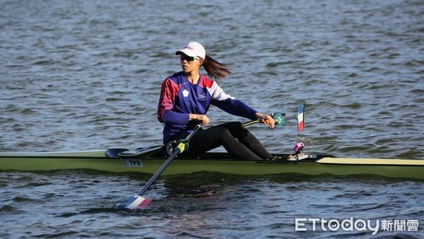 「划船女神」黃義婷東奧門票到手! 中華隊取得第33席