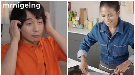 BBC美女廚師「蛋炒飯離譜SOP」惹怒華人! 亞裔網紅暴怒崩潰…她復活雪恥又GG了