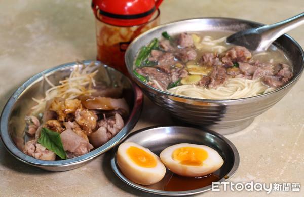 蕭敬騰愛店「昶鴻麵點」入榜必比登 最常點菊花肉麵+豬尾巴