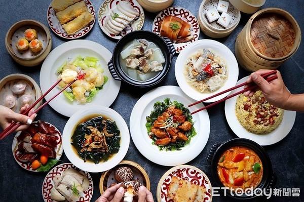 40道江南小與港點海鮮任選!板橋凱撒中餐廳也推吃到飽 每人600元