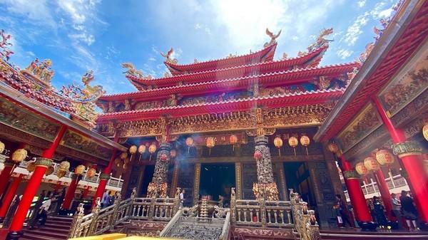 想脫魯必看!台南「7大月老廟參拜攻略」 還有3處約會景點超有氣氛