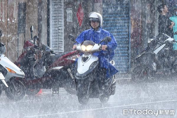 今晚9°C再冷一波!下周改換「潮濕雨神」報到 降雨熱區出爐