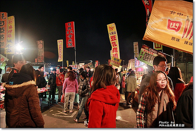 斗六夜市超大、超便宜 「活到現在逛過最好逛的」(圖/MIKA出走美食日誌)
