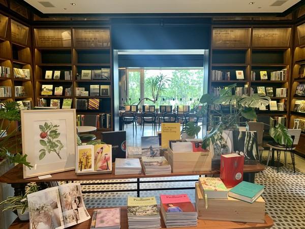 台北唯一可看見森林的書店!百坪空間自然主題「森大青鳥」9/1開幕