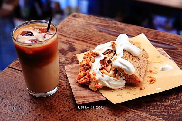 在小閣樓吃蛋糕耍廢!木柵人氣廢墟咖啡館 必喝拿鐵奶香超濃郁