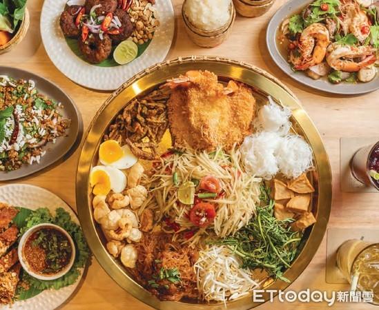 泰國東北美食「頌丹樂」進駐微風北車 預計9月下旬開幕